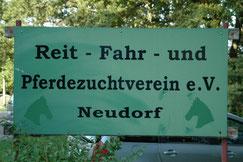 Reitplatz Reit-, Fahr- und Pferdezuchtverein Neudorf
