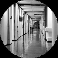 hôpitaux, CHU, cliniques, cure de santé, soins de suite et de réadaptation, SSR