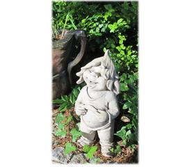 ©Lilli Ide, Mythenwelt im Garten