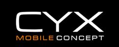 CYX mobile concept Logo