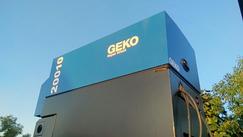 Generator für primäre Energieversorgung in einer hybridisierten Anwendung. / Generator for prime supply in a hybrid enregy system.
