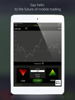 trading opzioni binarie app demo gratis