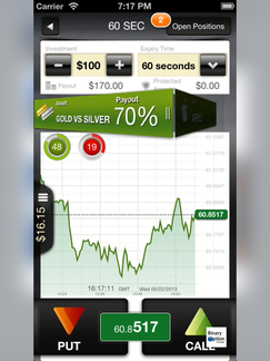 highlow broker app opzioni binarie mobile