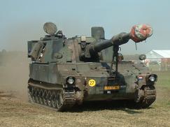 Geschütz M109 G/155mm