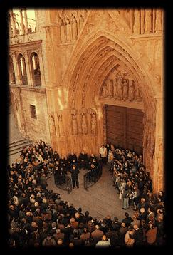 El Tribunal de las Aguas de la Vega de Valencia.