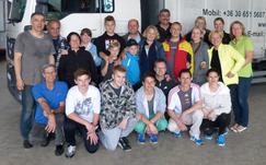 Das Verladeteam unserer Frühjahrssammlung 2015