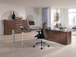 Schreibtische Programm Firma Palmberg GmbH