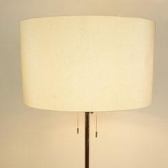 fünfflammige STAFF Stehleuchte mit variabler Schaltung. Conni Kern Interior, vintage Möbel, Leuchten und Objekte in Mannheim.