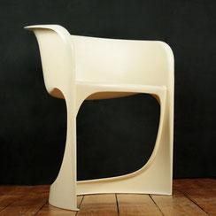 Stuhl von Steen Østergaard für Cado, Modell 291, James Bond, Conni Kern Interior, Designklassiker und vintage Möbel, Leuchten und Objekte, Mannheim.