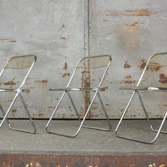 Plia Klappstühle Castelli, Conni Kern Interior, Design und vintage Möbel in Mannheim