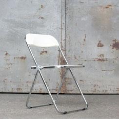 Klappstuhl Plia Castelli in weiß,Conni Kern Interior, Design und vintage Möbel in Mannheim