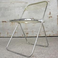 Plia Klappstühle von Giancarlo Piretti für Castelli, Conni Kern Interior: Design und vintage Möbel, Leuchten und Objekte in Mannheim