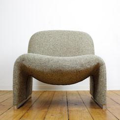 ALKY Sessel, Giancarlo Piretti für Castelli, 1968. Conni Kern Interior, vintage Möbel, Leuchten und Objekte. Designklassiker in Mannheim.