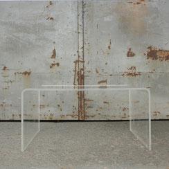 acryl coffee table, Conni Kern Interior: Design und vintage Möbel, Leuchten und Objekte in Mannheim