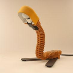 Masayuki Kurokawa Cobra Junior Schreibtischlampe, Conni Kern Interior, Design und vintage Möbel in Mannheim