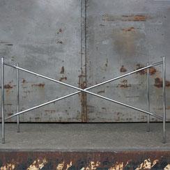 Egon Eiermann Tischgestell Chrom, Conni Kern Interior: Design und vintage Möbel, Leuchten und Objekte in Mannheim