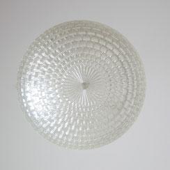 Ballon Pendelleuchte von Aloys Gangkofner für Erco. Conni Kern Interior: Laden für Design und vintage Möbel, Leuchten und Objekte in Mannheim.