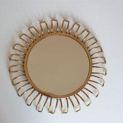 Spiegel mit Schlaufen