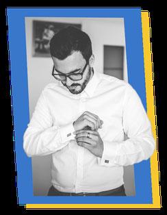 Photo d'Alexis le fondateur d'AP Zen Technologie