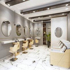 alarme salon de coiffure