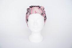 Stylische Kopfbedeckung bspw. bei Haarausfall bei Krebs-Erkankungen