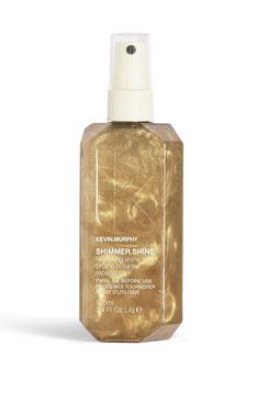Shimmer.Shine Flasche, Treatment, Maske, Anwendung
