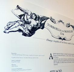 Diseño expositivo. Sílvia Llenas