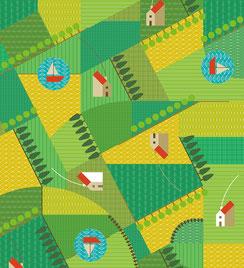 Pattern design. Sílvia Llenas