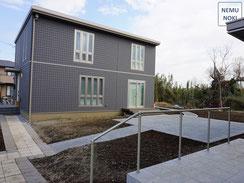 ドックラン、アルミ引戸、駐車場、雑草防止対策、ザバーン240、施工例