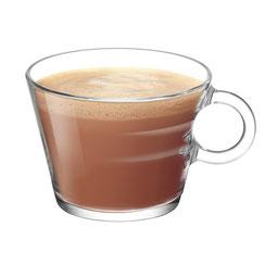 Chocolat chaud Nespresso Ma Boulangerie Café