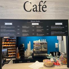 coin café boutique ma boulangerie café St Nazaire
