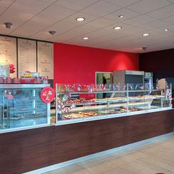 Intérieur Ma Boulangerie Café Mauléon