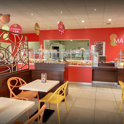 Magasin Ma Boulangerie Café Parthenay