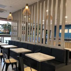 Salle repas Ma Boulangerie Café 8 Mai à Poitiers