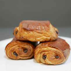 3 pains au chocolat chez Ma Boulangerie Café
