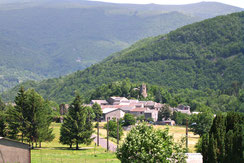 Roquefort-de-Sault - Village du Madres - Pyrénées Audoises