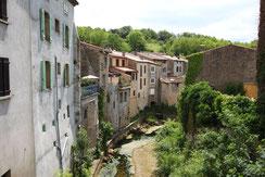 Village de Puivert - Pyrénées Audoises