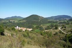 Village de Mazuby - Pays de Sault - Pyrénées Audoises
