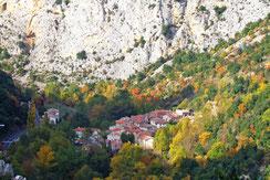 Village de St-Martin-Lys - Pyrénées Audoises