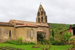 Village de Courtauly - Pyrénées Audoises