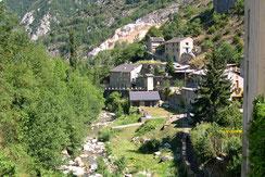 Ste-Colombe-sur-Guette - Village du Madres - Pyrénées Audoises