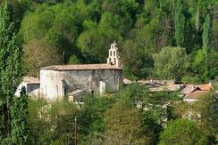 Village de Marsa - Vallée du Rébenty - Pyrénées Audoises