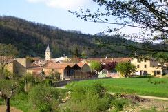 Village de Peyrefitte-du-Razès - Pyrénées Audoises