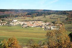Village Aunat - Pays de Sault - Pyrénées Audoises