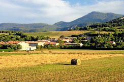 Village Espezel - Pays de Sault - Pyrénées Audoises