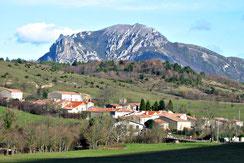 Village de St-Louis-et-Parahou - Pyrénées Audoises