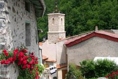 Village de Montfort-sur-Boulzane - Pyrénées Audoises