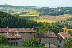 Village de Corbières - Aude - Pyrénées Audoises