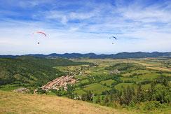 Village de Roquefeuil - Pays de Sault - Pyrénées Audoises