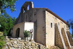 Village de St-Just-et-le-Bézu - Pyrénées Audoises